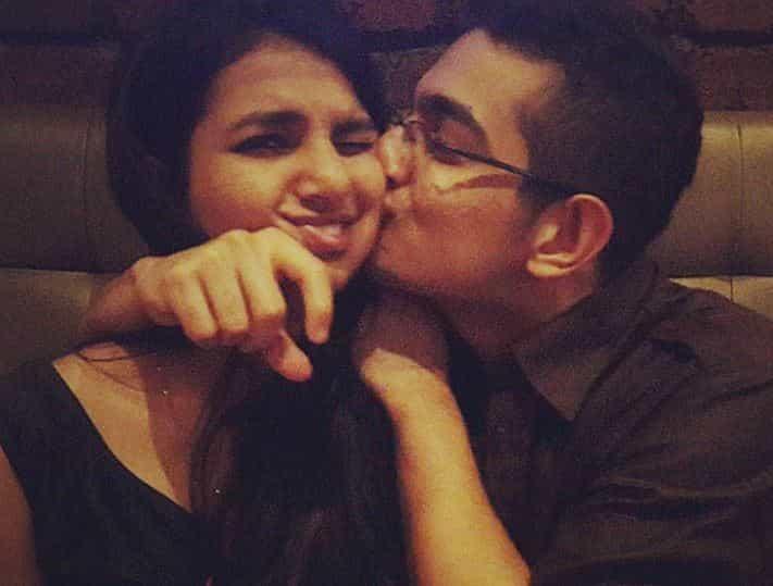 ranveer allahbadia with his ex girlfriend