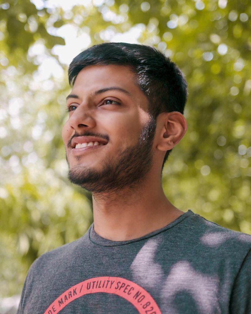 Shlok Srivastava aka Tech Burner -Source:- Instagram.com -StarWikiBio