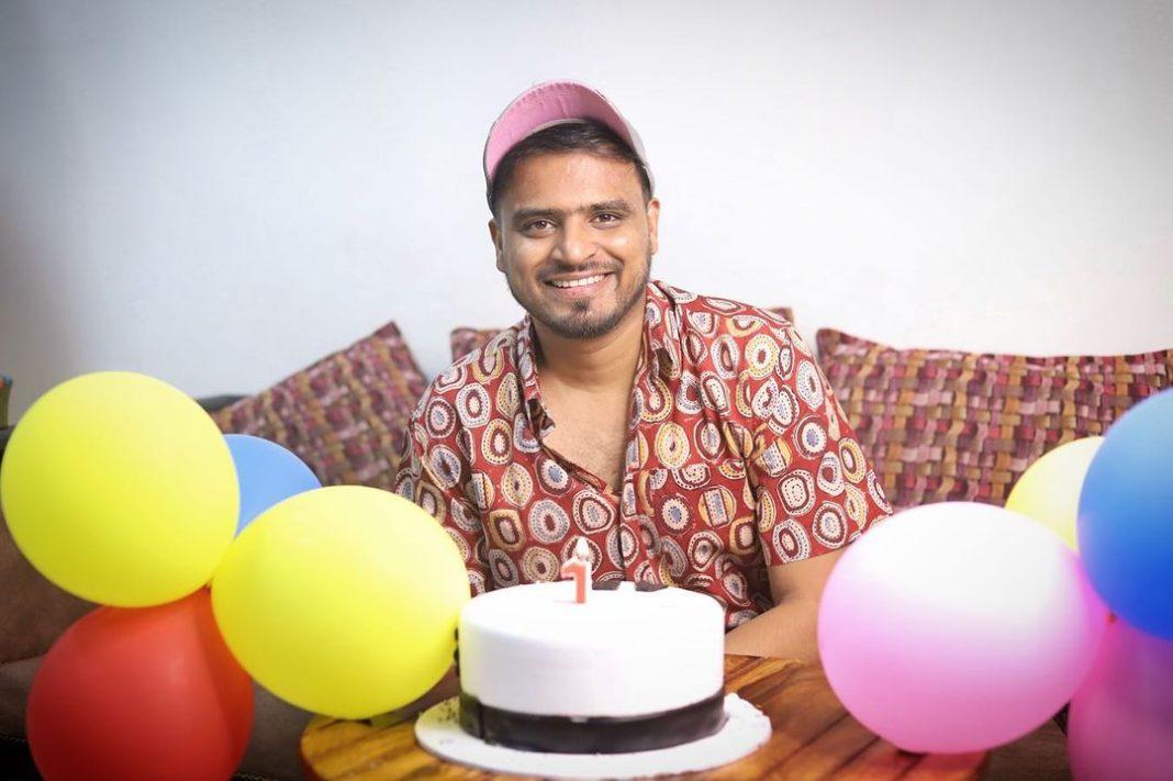 Amit Bhadana image: starwikibio Source:- instagram.com