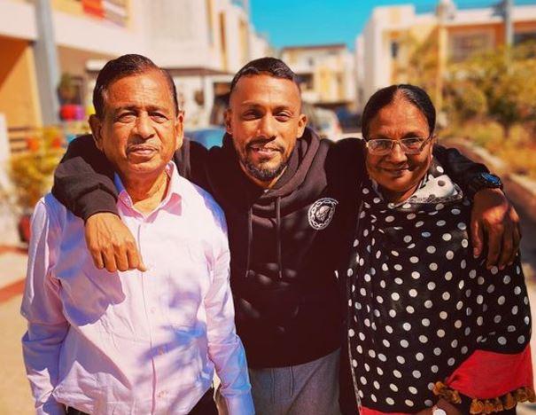 dino james father mother family - starwikibio