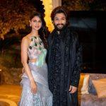 sneha reddy with husband allu arjun