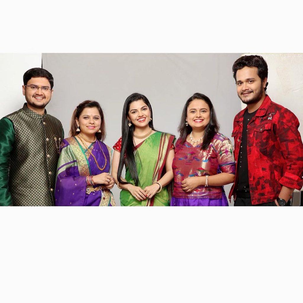 Kartiki Gaikwad Age, Wiki, Biography, Husband, Family, Song, Birth Year, Height, Weight -Starwikibio, Source: instagram.com